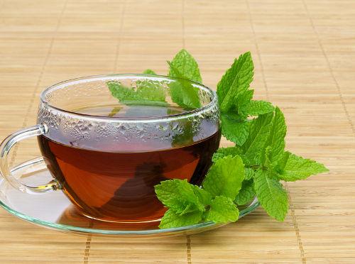 para que sirve el te de hierbabuena